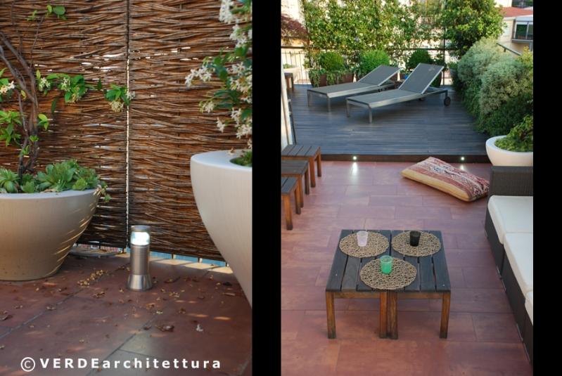 illuminazione in terrazzo – VERDEarchitettura