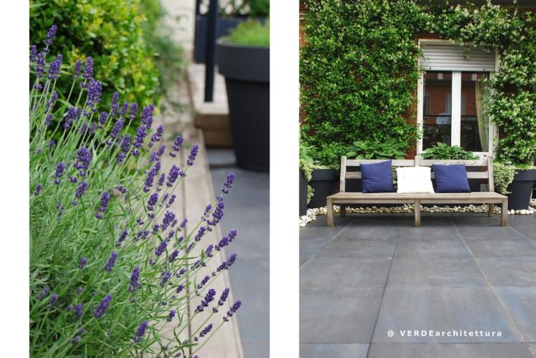 VERDEarchitettura - Terrace in Milano Italy