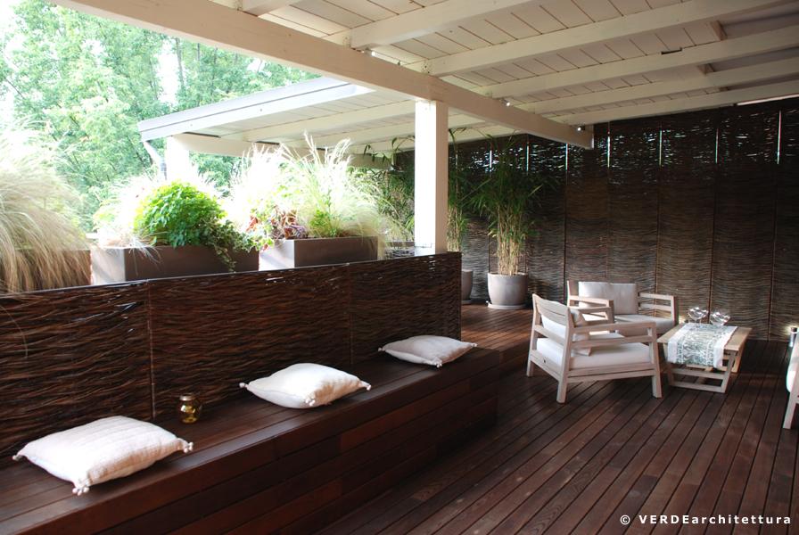 progetto terrazzo – VERDEarchitettura