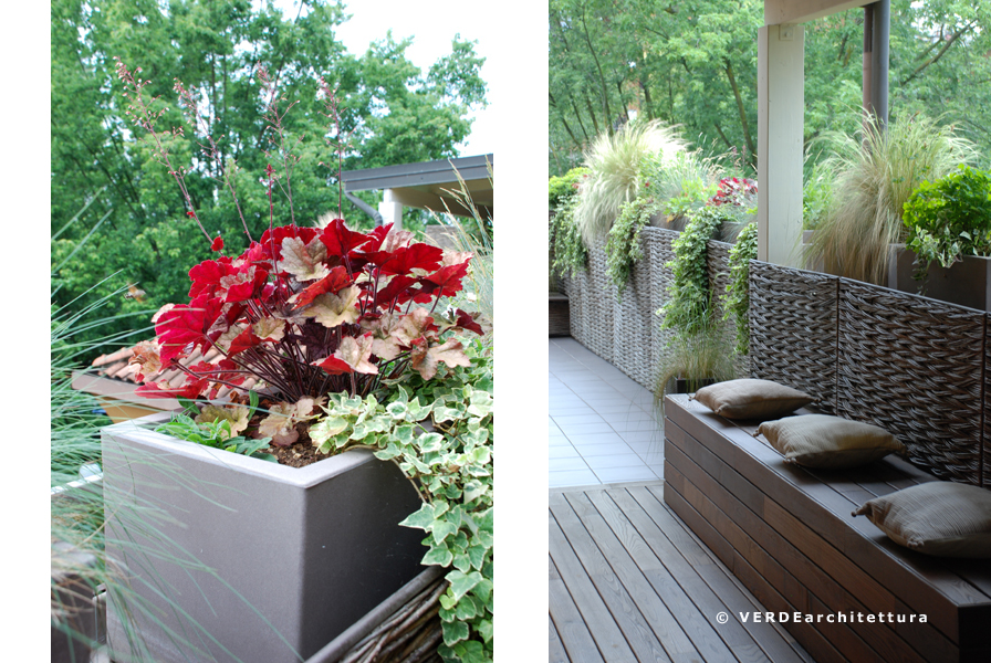 terrace design – VERDEarchitettura